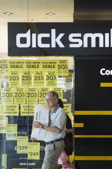 Dick Smith's receivers have referred issues to the corporate watchdog.