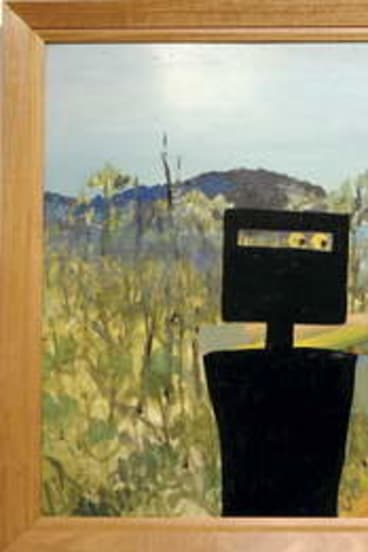 Sidney Nolan's <i>First-Class Marksman</i> was sold for $5.4 million in 2010.