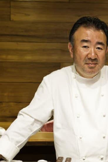 Tetsuya Wakuda.