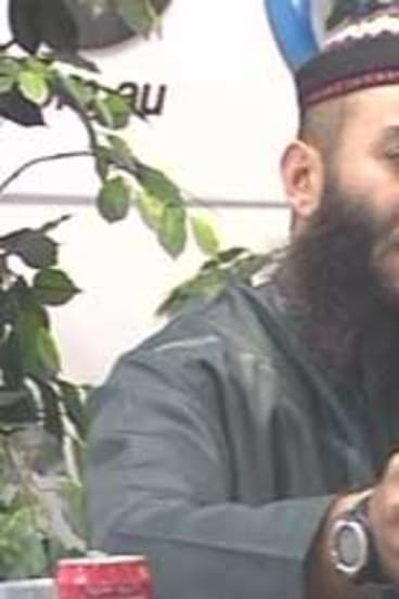 Controversial Sheikh Feiz claims to preach the word of Islam.