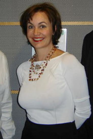 Jill Singer, who sent a vitriolic email.