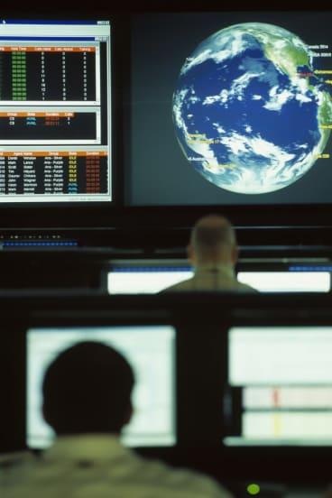 A Symantec Security Response Centre.