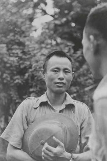 General Aung San, under whom Ye Htut served in the Myanmarese independence movement.