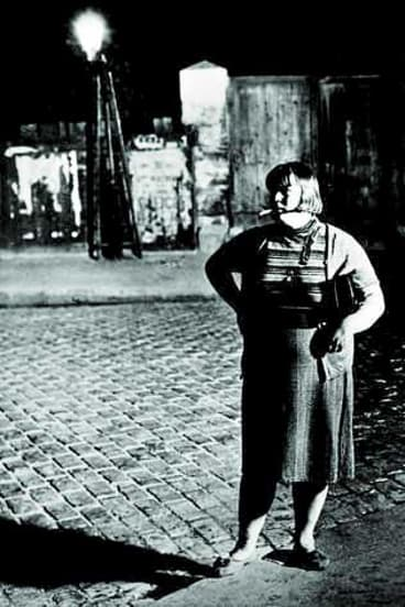 Brassai. Grosse Poule. 1932. Sold for $6000.