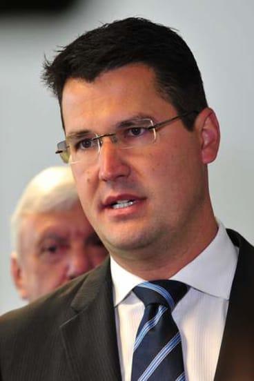 Canberra Liberals leader Zed Seselja.