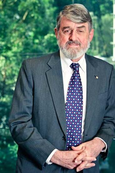 Advocate of law reform ... Nicholas Cowdery.