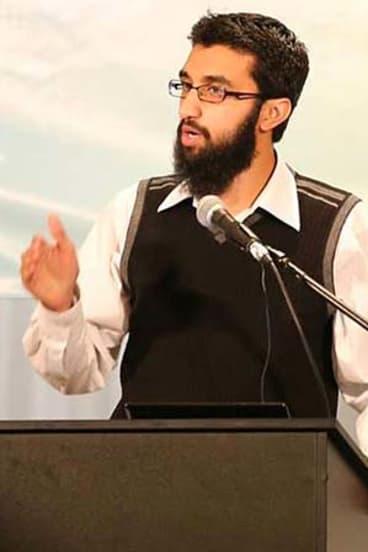 Talk cancelled: Uthman Badar.