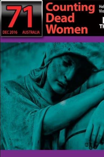 By December 20, 71 women across Australia had died at the hands of violence.