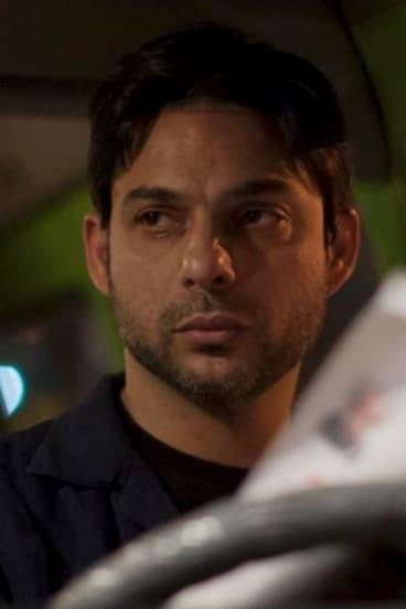 Another taxi driver ... Peyman Moaadi in <i>Tales</i>.