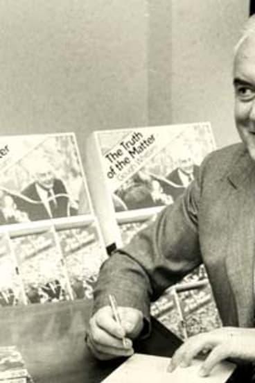 Former Prime Minister Gough Whitlam.