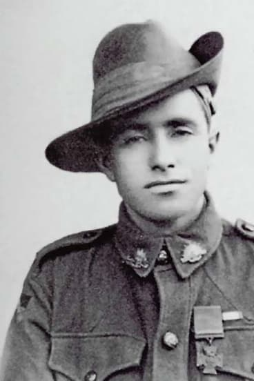 Private Henry Dalziel.