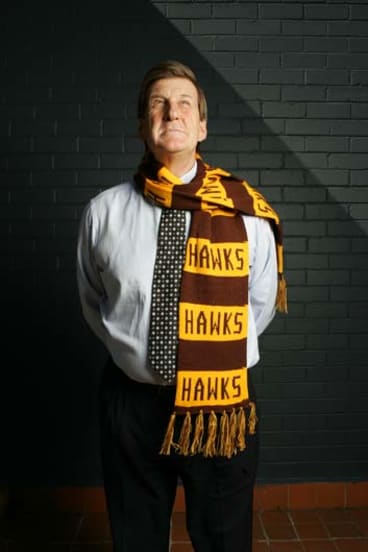 Jeff Kennett has never been shy of showing his colours.