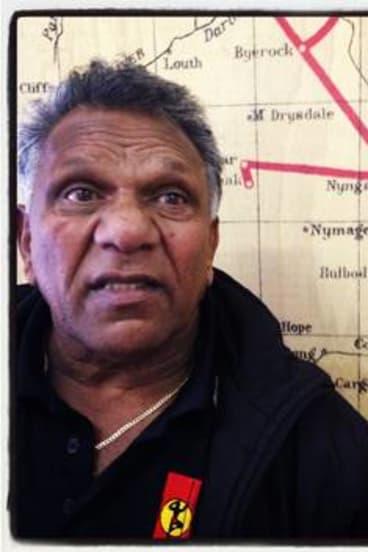 Mick Mundine, head of the Aboriginal Housing Company.