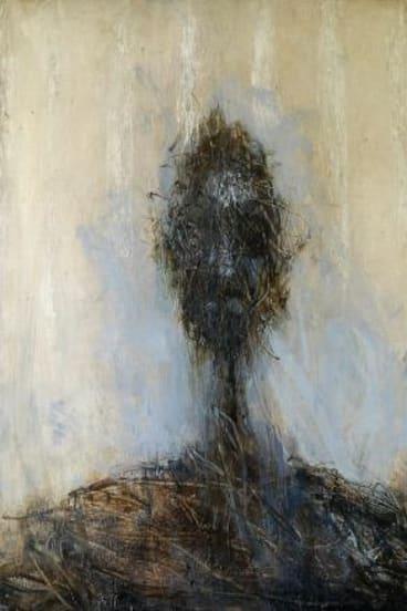 Head, by John Forrester Clack.