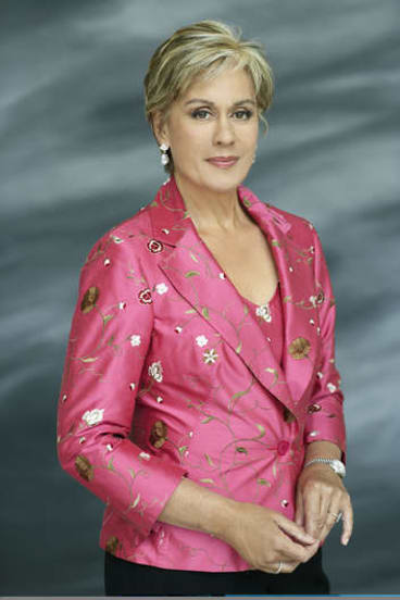 Dame Kiri Te Kanawa will play Dame Nellie Melba on <i>Downton Abbey</i>.