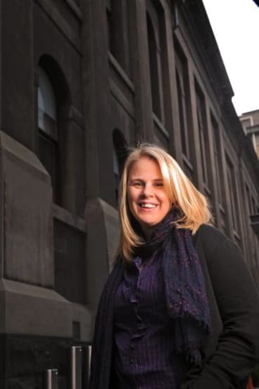 Festival director Lisa Dempster.