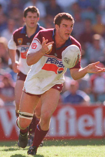 Ian Roberts.