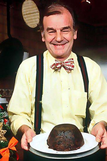 Popular television chef Keith Floyd.
