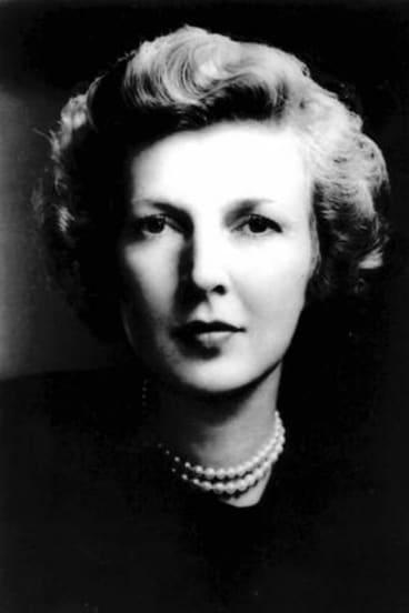 Martha Gellhorn in 1958.