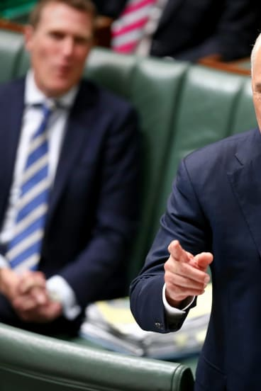 Budget takes aim at highest earners: Prime Minister Malcolm Turnbull.
