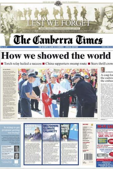 The The National Library's Trove and <i>The Canberra Times</i> are in the process of digitising 40 more years of the newspaper and through it, Canberra's history.
