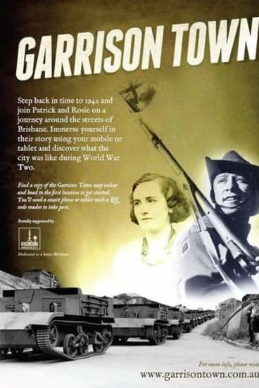 Interactive history and adventure via Garrison Town.