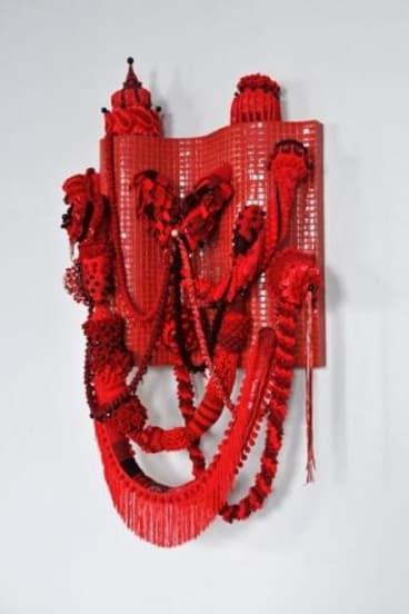 Joana Vasconcelos' <i>Holy Blood</i>, from 2013.