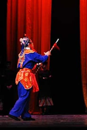 <i>The Last Emperor</i> is based on the true story of the child emperor Puyi.