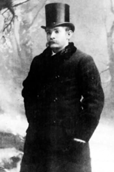Frederick Deeming, a fraudster and multiple murderer, was a suspect in the Ripper killings. He was hanged at Old Melbourne Gaol in 1892.