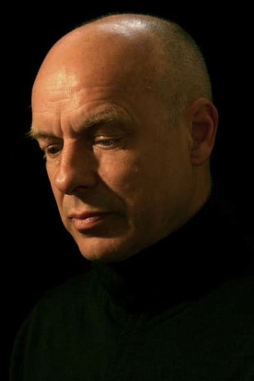 Brian Eno . . . technological pioneer.