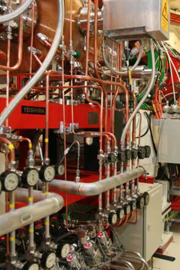 The Australian Synchrotron.