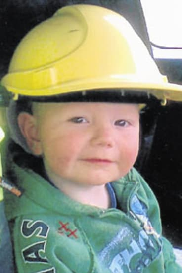Connor Williams ... died hours after being treated by paramedics at his home.