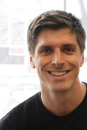 Michael Overell, cofounder of online recruitment marketplace RecruitLoop