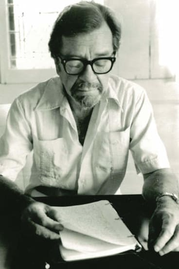 Cult figure: John Williams died in 1994. Stoner fell out of print while he was alive but was a writers' favourite.