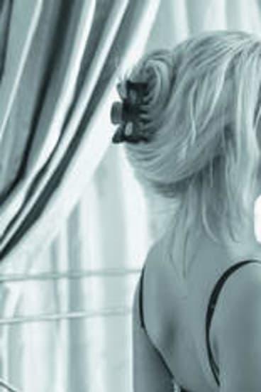 As Naomi Lapaglia, wife of Leonardo DiCaprio's Jordan Belfort, in <i>The Wolf of Wall Street</i>.