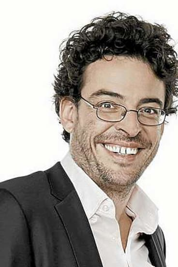 <i>Studio 10 </I>co-host Joe Hildebrand.
