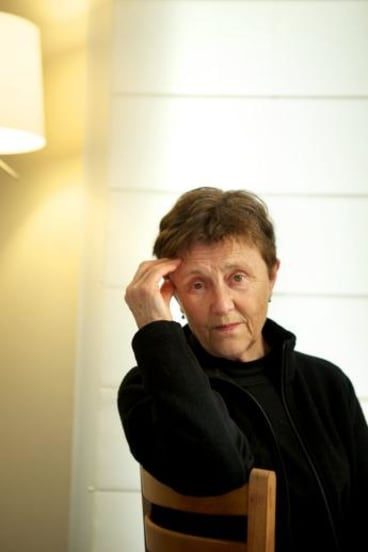 Keen-eyed: Helen Garner invokes the theatre of the law.