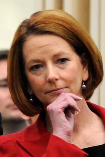 Julia Gillard.