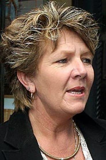 Child safety advocate Hetty Johnston.