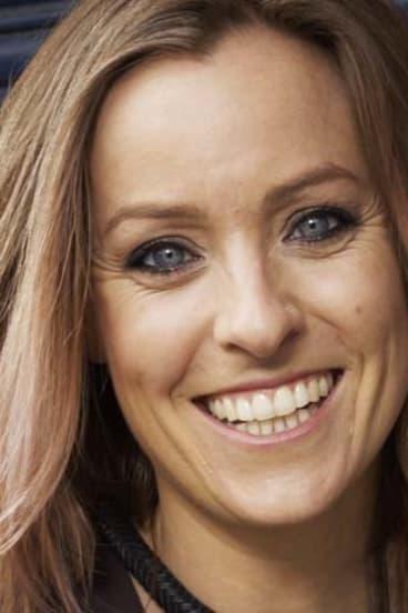 Age football writer Samantha Lane.