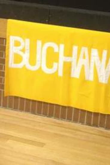 Caroline Buchanan has had a sports house named in her honour at Lanyon High School.