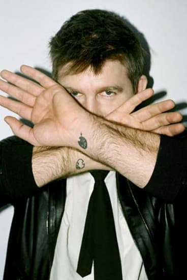 LCD Sound System's James Murphy.