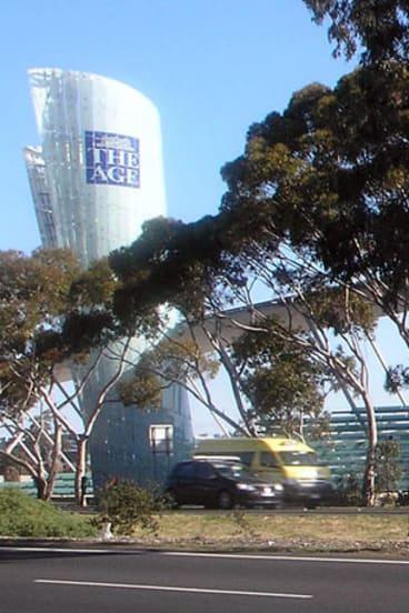 Fairfax Media's Tullamarine plant.