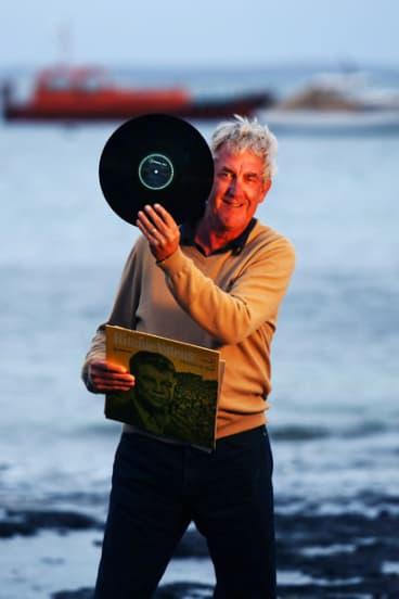 Dean Banks began his radio career in 1970 off the coast of New Zealand.