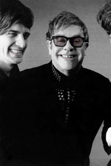 """""""If you listen to someone young and fabulous, it just give you so much adrenalin"""" ... Elton John on Pnau."""