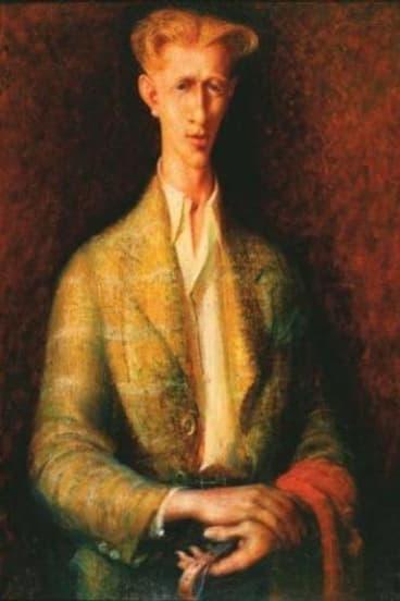 Portrait of a strapper: William Dobell, 1941.