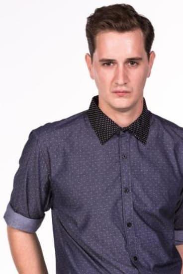 Bullied: X Factor contestant Joe Irvine.