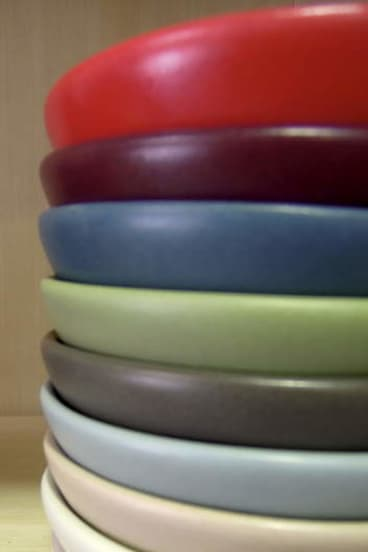 Bison homewares new colours.