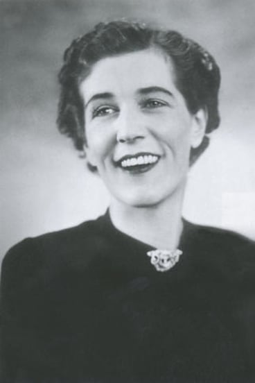 Ferociously private, Georgette Heyer's favourite photograph of herself shows a sunny side.