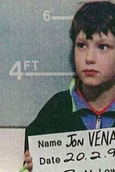 Horrific crime ... Jon Venables